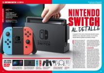 Reportaje Nintendo Switch en Hobby Consolas 307