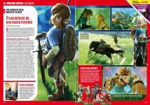 Reportaje Así serán los primeros juegos de Nintendo Switch en Hobby Consolas 307