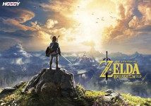 Póster The Legend of Zelda Breath of the Wild en Hobby Consolas 307