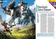 Análisis Horizon Zero Dawn en Hobby Consolas 308
