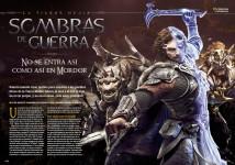 Reportaje Sombras de Guerra en Hobby Consolas 309