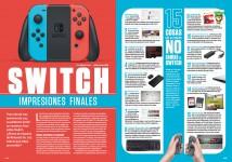 Reportaje Nintendo Switch impresiones finales en Hobby Consolas 309