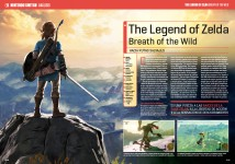 Análisis The Legend of Zelda Breath of the Wild en Hobby Consolas en 309