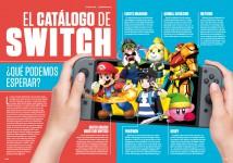 Reportaje ¿Qué podemos esperar del futuro catálogo de Switch? en Hobby Consolas 308