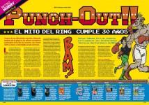 Reportaje 30 años de Punch-Out!! en Hobby Consolas 309