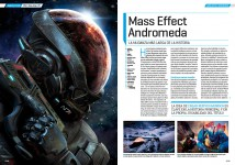 Análisis Mass Effect Andromeda en Hobby Consolas 309
