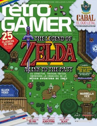 Retro Gamer Revista-Número 19: Axel Springer