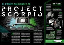 Reportaje Project Scorpio en Hobby Consolas 310