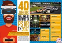 Reportaje 40 juegos para seguir soñando con PS VR en Hobby Consolas en 310
