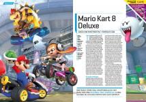Análisis Mario Kart 8 Deluxe en Hobby Consolas 310