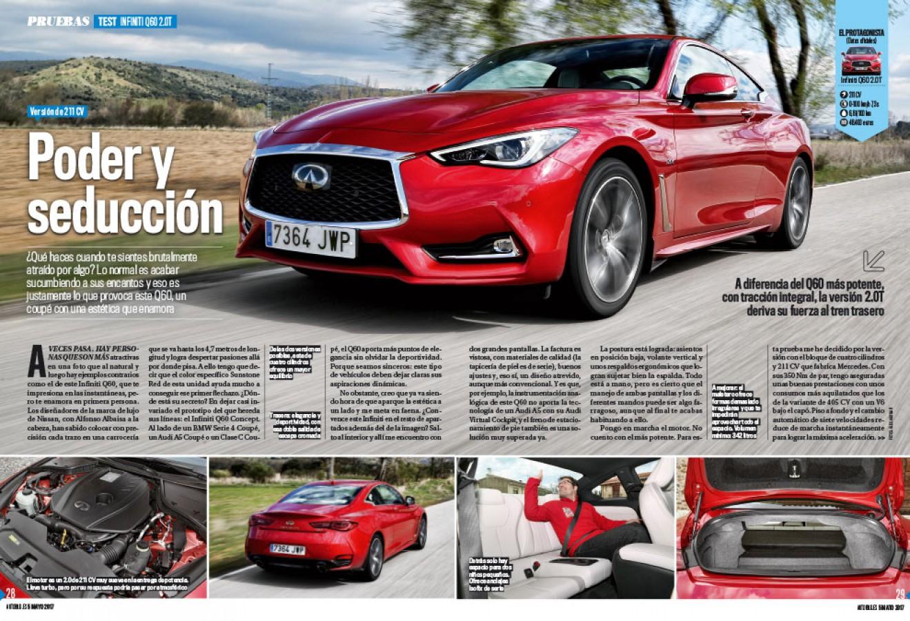 AUTO BILD ESPAÑA Revista-Número 532: Axel Springer