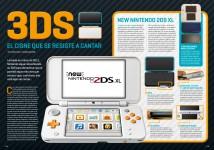 Reportaje 3DS, el cisne que se resiste a cantar en Hobby Consolas en 311