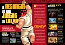 Reportaje El resurgir de la lucha en Hobby Consolas 311