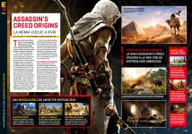 Reportaje E3 Assassin's Creed Origins en Hobby Consolas en 312