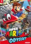 Póster Super Mario Odyssey en Hobby Consolas 312