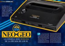 RETRO HOBBY: Neo Geo, la consola más deseada de la década de los 90