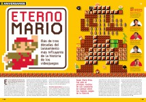 RETRO HOBBY: Eterno Mario (más de tres décadas del fontanero de Nintendo)