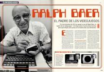 RETRO HOBBY: Ralph Baer, el padre de los videojuegos