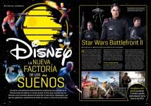 Reportaje Disney, la nueva factoría de los sueños en Hobby Consolas 313