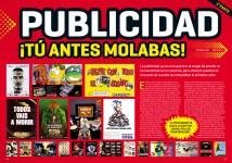 Reportaje Publicidad Tu Antes Molabas en Hobby Consolas en 313