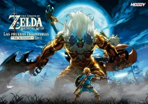 Poster Zelda Breath of the Wild en Hobby Consolas 313