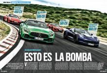 Nº 539 AUTO BILD ESPAÑA