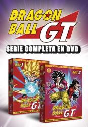 COLECCIÓN COMPLETA DRAGON BALL GT
