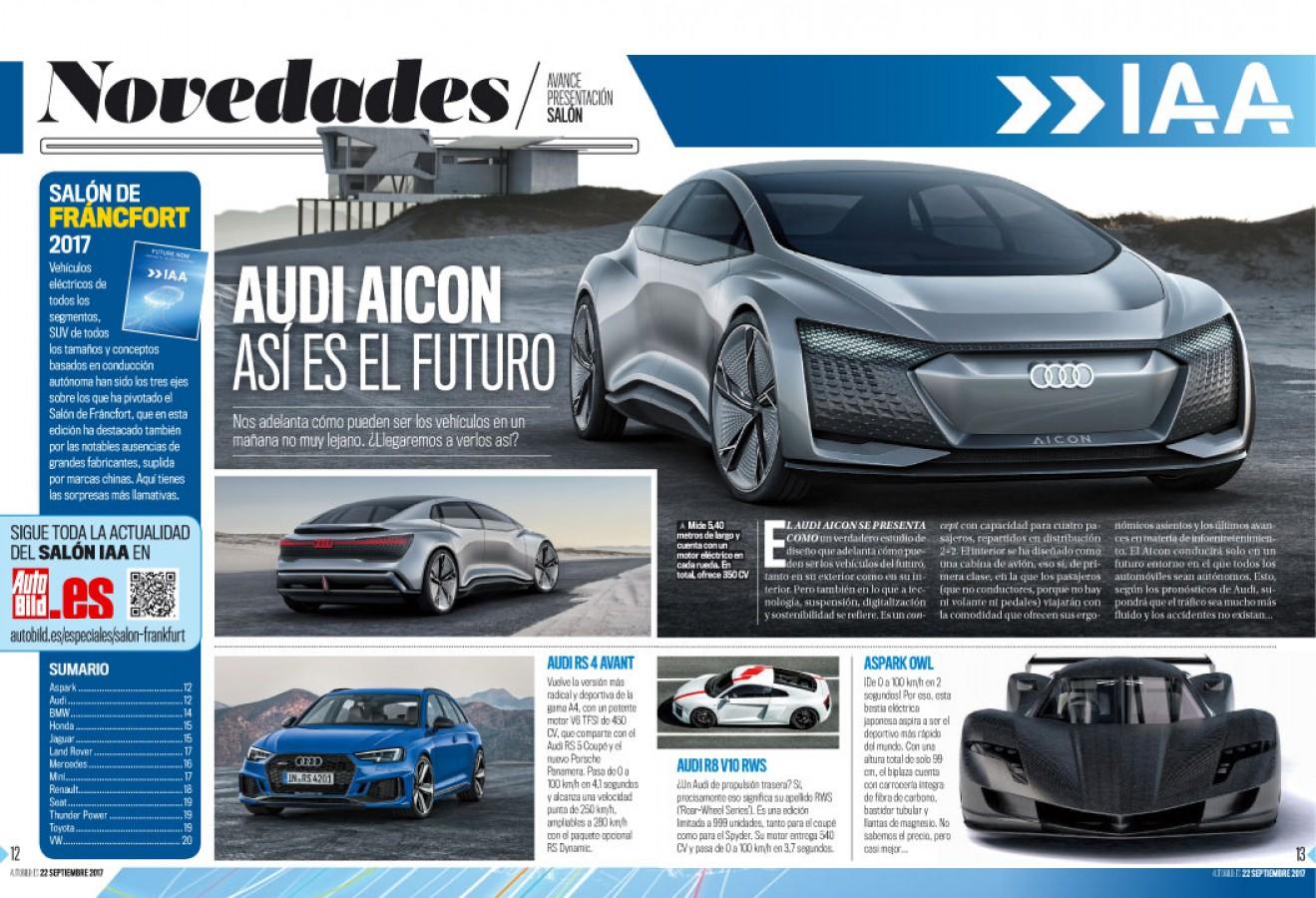 Revista AUTO BILD 542