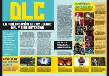 Reportaje DLC en Hobby Consolas nº 315