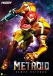 Poster Metroid Samus Returns en Hobby Consolas nº 315