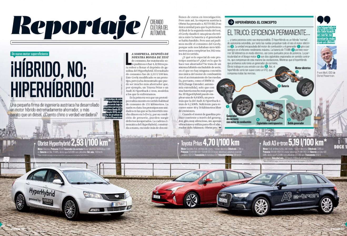 Revista AUTO BILD 544