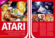 Reportaje 45 años de la génesis de Atari en Hobby Consolas nº 316