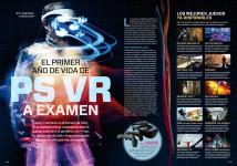 Reportaje El primer año de vida de PS VR Hobby Consolas nº 316