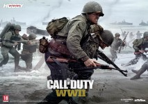 Poster Call of Duty WWII en Hobby Consolas nº 316