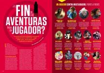 Reportaje ¿El fin de las aventuras para un jugador? en Hobby Consolas nº 317