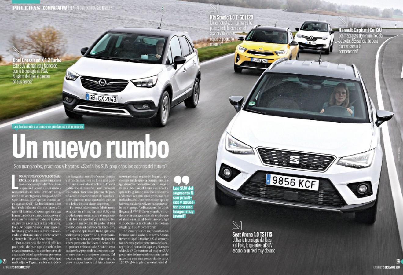 Revista AUTO BILD 548