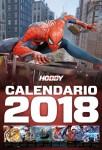 Calendario 2018 en Hobby Consolas nº 318