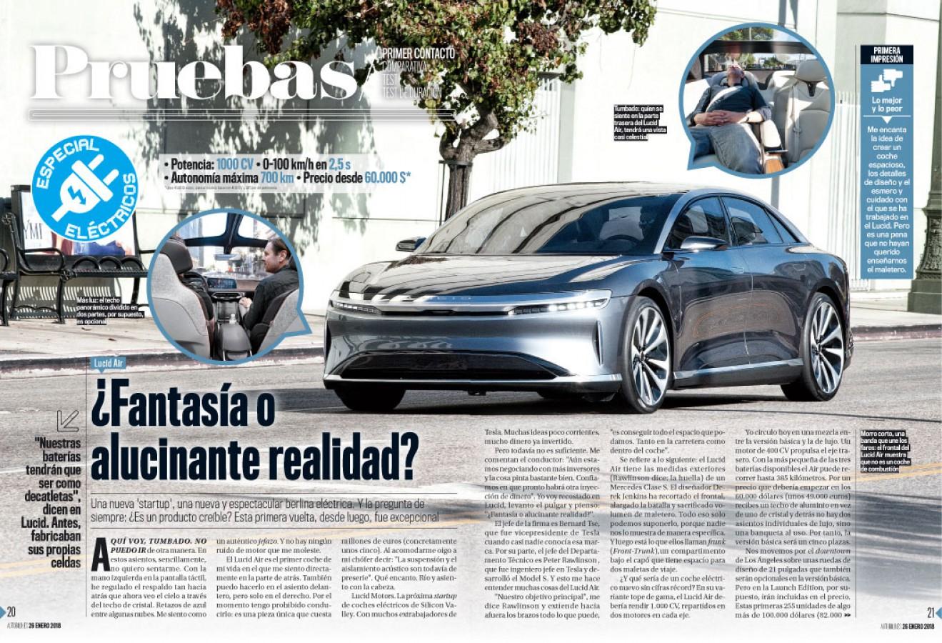 Revista AUTO BILD 551