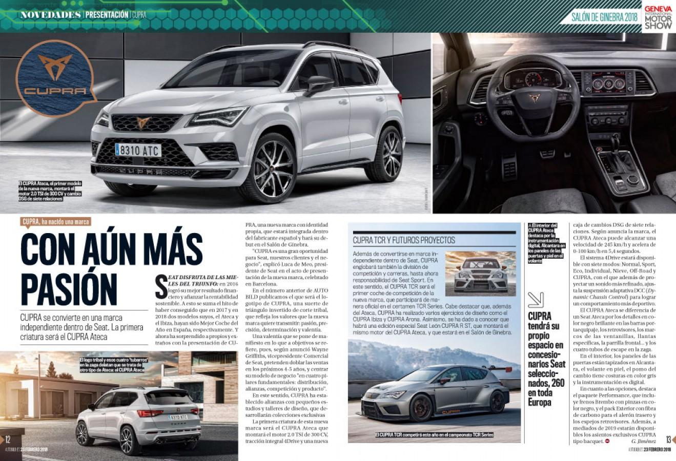 Revista AUTO BILD 553