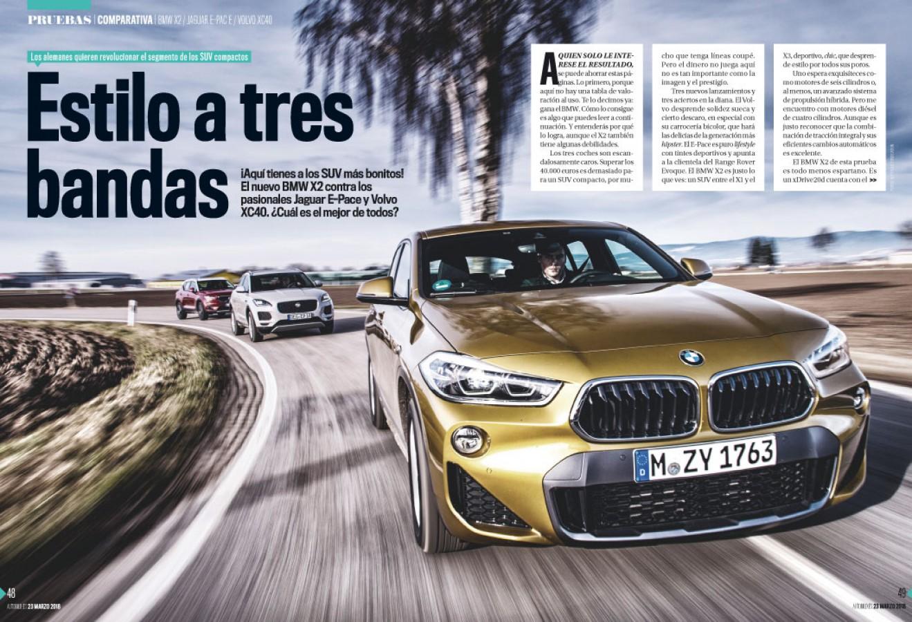 Revista AUTO BILD 555