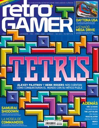 Retro Gamer Revista-Número 25: Axel Springer