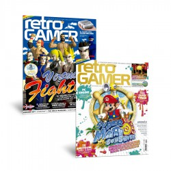 Pack nº 8 (Incluye  nº 21 y 22 de Retro Gamer)