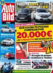 Nº 587 AUTO BILD ESPAÑA
