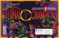 Historia de Eternal Champions