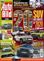 Nº 601 AUTO BILD ESPAÑA