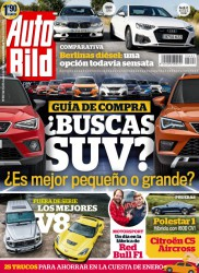 Nº 602 AUTO BILD ESPAÑA