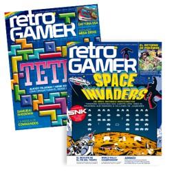 Pack nº 10  (Incluye  nº 25 y 26 de Retro Gamer)