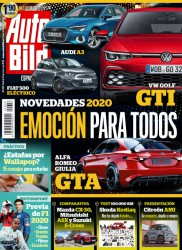 Nº 606 AUTO BILD ESPAÑA