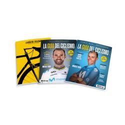 Pack Total La Guía de Ciclismo 2018, 2019 y 2020