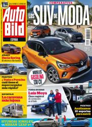 Nº 607 AUTO BILD ESPAÑA